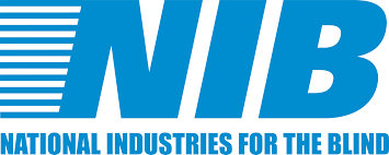 Photo: National Industries of the Blind logo