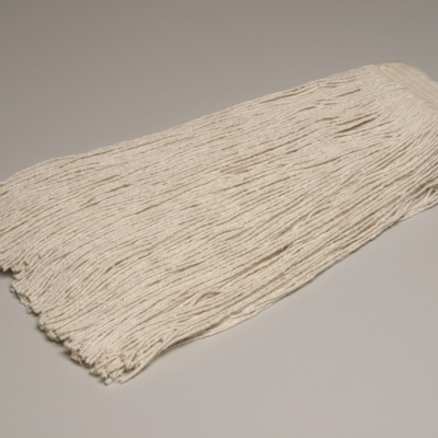 image white cotton mop head