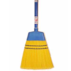 image of plastic filament broom